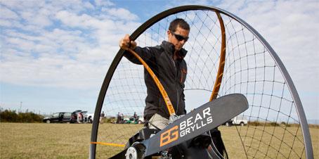 Bear Grylls Paramotor