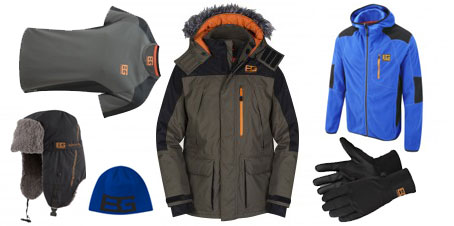 Bear Grylls Survival Clothing SALE