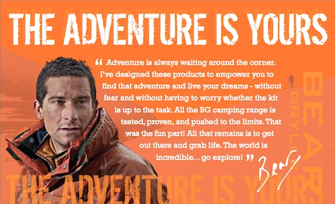 the adventure is yours!