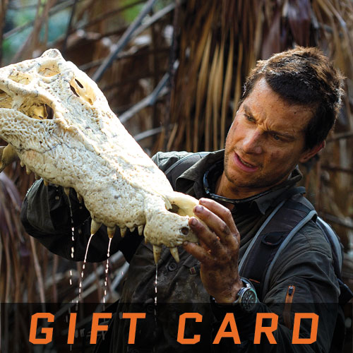 Bear Grylls Gift Card