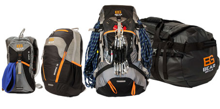 Bear Grylls Backpacks - Available NOW!