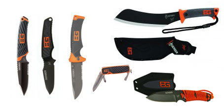 Bear Grylls Survival Knives