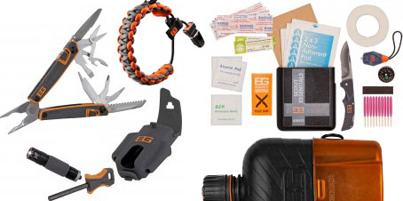 Bear Grylls Survival Tools. Tested. Proven.