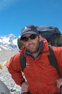Dave Pearce, Course Leader at The Bear Grylls Survival Academy